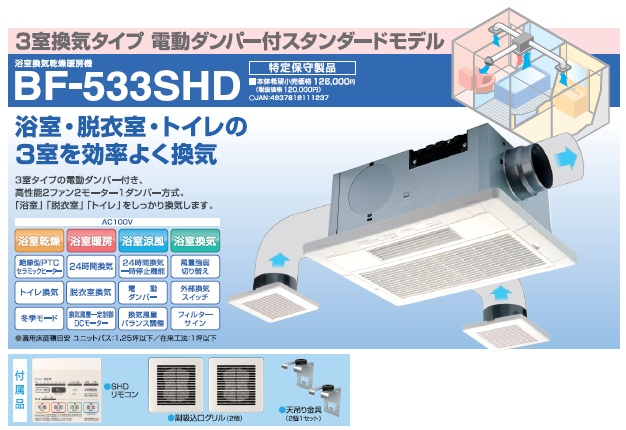 BF-533SHD
